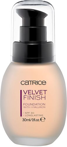 Velvet Finish Foundation With Hyaluron 010 | CATRICE COSMETICS