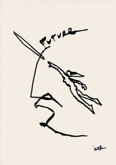 Future (2012) by Iker Garcia Barrenetxea. W.L.S.E.R - Western LifeStyle Everyday Recipe Exhibition.