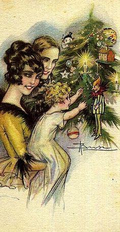 Vintage Christmas - Deco Christmas.