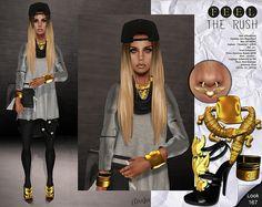 Black&Gold II | rushsl.blogspot.com.es/2014/12/black-ii.html