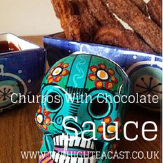 Everyone say Hola! to the mighty Churros. This recipe with dark chocolate sauce will actually blow your mind.