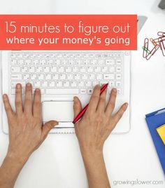 Does it seem like there's never quite enough left over at the end of the month? Find out where all your money's going in just 15 minutes! How to Make a Budget - How to Analyze Your Expenses