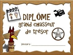 diplome cowboy Plus Anniversaire Cow-boy, Pow Wow Party, Indian Birthday Parties, Texas Western, Lucky Luke, Cowboys And Indians, Cowboy And Cowgirl, Pirates, Westerns