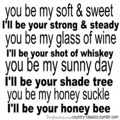 love love blake shelton this would be a nice couples tat idea