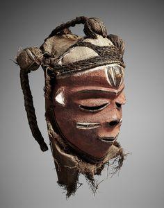 Democratic Republic of the CongoA PENDE MASK, Auktion 1063 Afrikanische und…