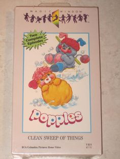 Loved our popples!!!!!