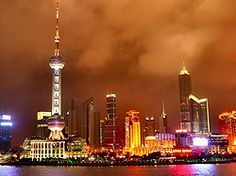 Shanghai! #AAtoAsia   Would love to spend some time here, soak up the culture, sights, and sounds.
