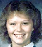"""Missing Teen: Kimberly Ann Moreau --ME-- 05/11/1986; Age at Missing: 17   Hair:  Blonde  Eyes:  Blue  Height:  5'7"""" (170 cm)  Weight:  135 lbs (61 kg)  last seen leaving home with an unknown individual, who was driving a late model white Trans-Am. She was wearing a white blouse, blue jeans, white high-top sneakers, and a men's class ring engraved """"Mike 87"""" and """"Mike Staples."""" She also has a surgical scar on her back. FOUL PLAY IS SUSPECTED.  Livermore Falls Police Dept at 207-657-3030"""
