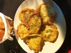 Tortilla de camarones