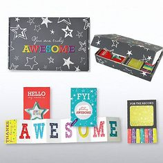 Thanks for Being Awesome Awesome-in-a-Box