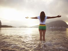 6 Reasons Every Woman Needs To Travel Alone... feel the freedom of letting your inner compass guide you.
