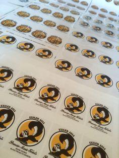 Exiled Asia Crew skateboard Sticker Packs  www.exiledasia.com Embroided Board Shorts #BoardShorts #skatesticker #Snapback #KoSamui #beachlife #SkatePants