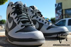 competitive price fea8e f3b66 Nike Dunk High - Black - Medium Grey + Varsity Maize - Black