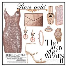 """""""Best trend"""" by serenajerodrigues ❤ liked on Polyvore featuring Rebecca Minkoff, Effy Jewelry, Givenchy, Rolex, Sophia Webster and La Femme"""