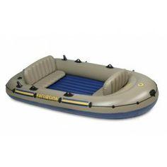Intex 4 Personen Boot -Set Excursion 4 68324- Lieferung März 2014