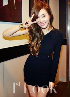[Picture] 141219 SNSD Tiffany - 1st Look Magazine vol. 82 ~ smtownsnsd.com - Girls' Generation / SNSD Daily Updates!