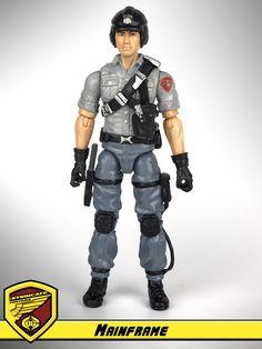 G.I.Joe Cobra Customs :: Mainframe