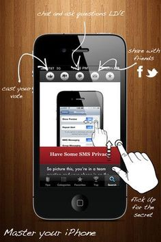 My phone does things I never knew!  iPhone Secrets is more than worth 99 cents!