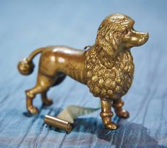 Antique Needlework Tools and Sewing: 59 English Brass Tape Measure in the Shape of a Poodle Vintage Sewing Rooms, Vintage Sewing Notions, Sewing Box, Sewing Tools, Sewing Tape Measure, 139, Sewing Accessories, Sewing A Button, Antique Dolls