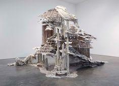 Les ruines de l'utopie par Lee Bul