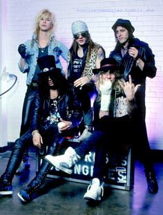 Axl Rose, Guns N' Roses, original line-up, 1987 - #axlrose #gnr #gunsnroses