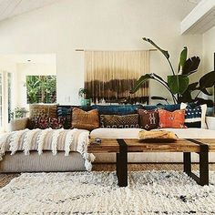 Eclectic Bohemian Living Room Redo Choosing The Perfect