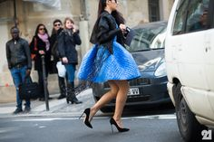 Tina Leung | Paris - Le 21ème