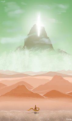 The Hero's Journey by Thyden