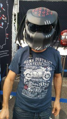 Predator Helmet