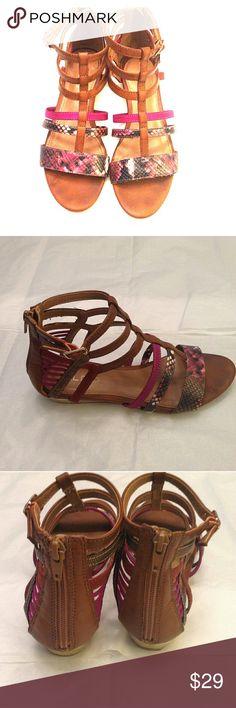 Weekend sale!!  Aldo Sandals Beautiful Aldo Sandals, used twice! Aldo Shoes Sandals