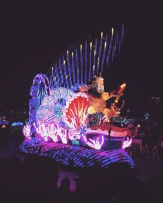 Paint the NIGHT Parade by yourboyog