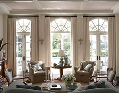 Fabulous French Interior Design French Doors Interior Design Ideas Interior Amp Exterior Doors - In reality, the design of interiors is not very easy becau Fancy Living Rooms, Home And Living, Living Room Decor, Cozy Living, French Interior Design, Door Design Interior, Interior Doors, Interior Paint, Luxury Interior