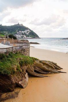 San Sebastian, Basque, Spain