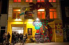 The Snakehouse,  199 Spuistraat - Amsterdam