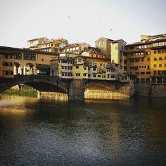 Ponte Vecchio (Prime Luci del mattino)
