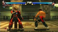 Tekken Revolution - Online Fight - LOW vs Lars (нескучный бой 05)