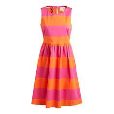 Lindex pink&orange dress