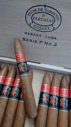 Partagas SP2 special edition for 500 anniversary of the city of Santiago de Cuba, very rare box.