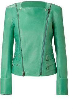 39c3dde7 9 Best Balmain images | Jackets, Balmain leather jacket, Black Leather