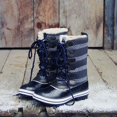 Fireside Chat Snow Boots