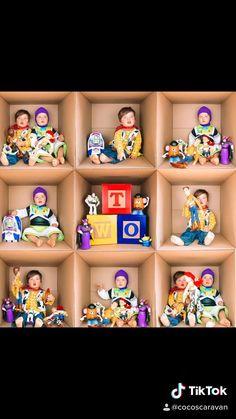 Toy Story Birthday Cake, 2nd Birthday Boys, 2nd Birthday Party Themes, Birthday Diy, Birthday Ideas, Toy Story Baby, Toy Story Theme, Toy Story Pictures, Festa Toy Store
