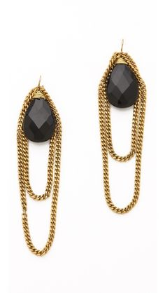 Vanessa Mooney The Amphitrite Earrings | SHOPBOP