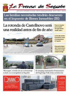 La Prensa de Segorbe nº 173 Abril 2014 Periódico mensual del Excmo. Ayuntamiento de Segorbe.