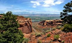 National Monument, Colorado - beautiful and not very crowded!