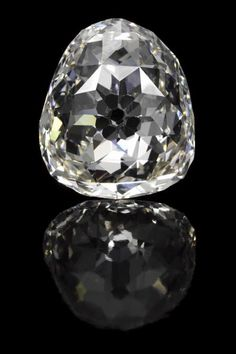 The Beau Sancy, a diamond which has been the privileged witness of 400 years of European history. Passed down through the Royal Families of France, England, Prussia, and the House of Orange, the celebrated stone was worn by Marie de Medici in 1610 at her coronation as Queen Consort of Henri IV. The 34.98 carat modified pear double rose cut diamond was almost certainly discovered in the area of Golconda in India, the sole source of diamonds until the discoveries in Brazil in the 1720s.