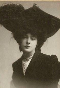 เอเวลิน เนสบิท (Evelyn Nesbit)