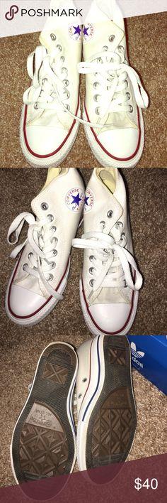 Spotted while shopping on Poshmark: White Converse (high heel)! #poshmark #fashion #shopping #style #Shoes