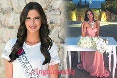 Beauty Talks With Ivana Knöll Miss Croatia World 2016 Finalist