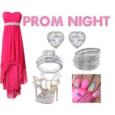 """""""Prom Night"""" by lilsasha on Polyvore"""