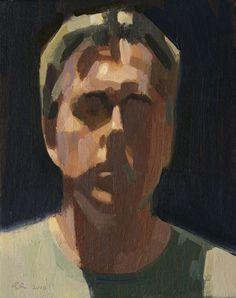 self portrait - Peter Inglls Painting People, Figure Painting, Figure Drawing, Painting & Drawing, Portrait Sketches, Portrait Art, Portraits, Figurative Kunst, Art Studies